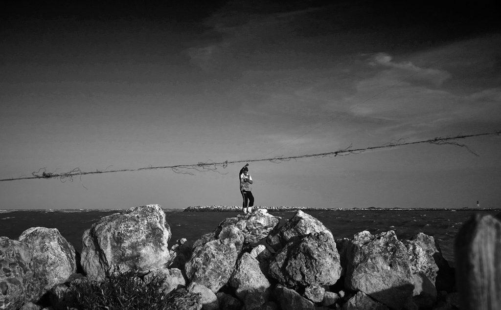 Pescar Cometa